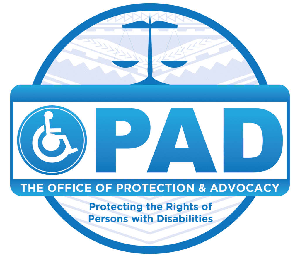 Office of Protection & Advocacy for the Disabled logo