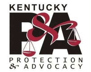 Logo for the Kentucky Protection and Advocacy