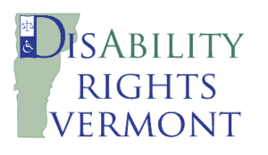 Disability Rights Vermont logo